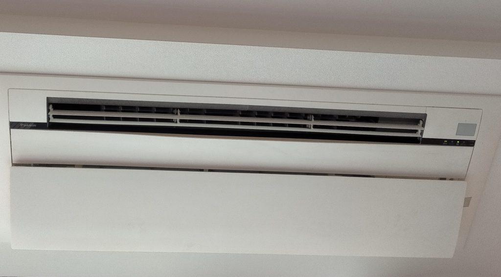 ダイキン 天井埋込型 お掃除機能付
