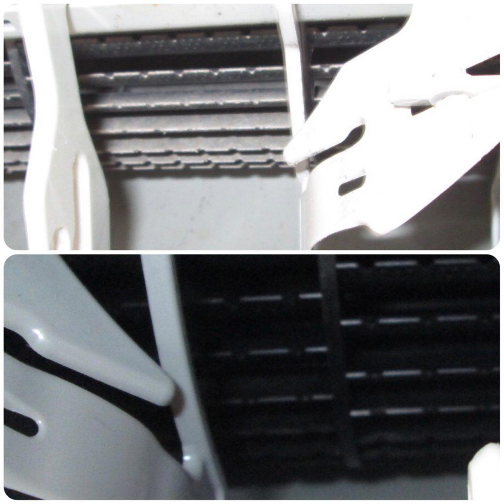 ダイキンお掃除機能付 エアコンクリーニング